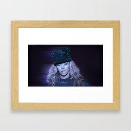 Bow Down Framed Art Print