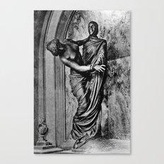 The Last Danse Canvas Print