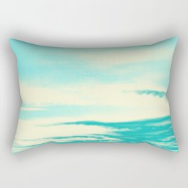 Tropical Summer Vibes #1 #decor #art #society6 Rectangular Pillow