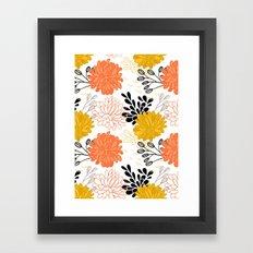 Flowers 111 Framed Art Print