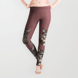 Cat *Lil Bub* Leggings