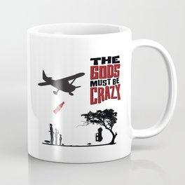 The Gods Must be Crazy Coffee Mug