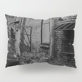 Chalk & Charcoal Alleyway #1 Pillow Sham