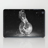 lunar iPad Cases featuring Lunar Cycle by William McDonald
