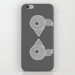 Two Birds iPhone Skin