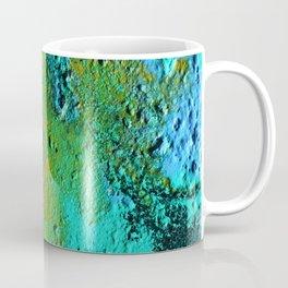 Pour Number 14:  Blue Lava Coffee Mug