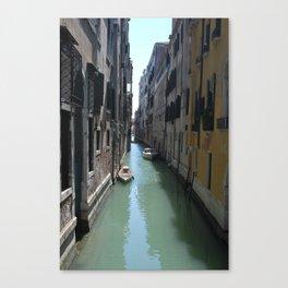 Quiet Afternoon Canvas Print
