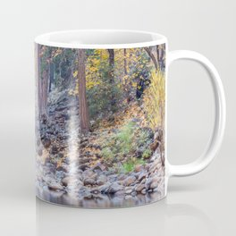 Yosemite Auutmn Coffee Mug