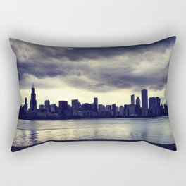 it glistens. Rectangular Pillow