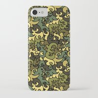 military iPhone & iPod Cases featuring Military pattern. by Julia Badeeva
