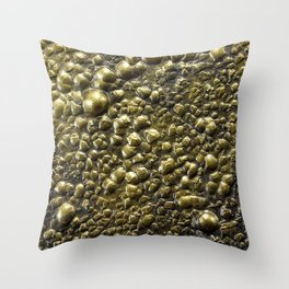 Hangout on Venus Throw Pillow