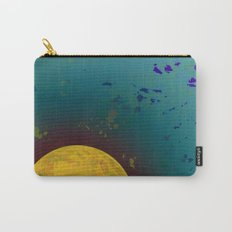 Dust 01 - Post Biological Universe Carry-All Pouch