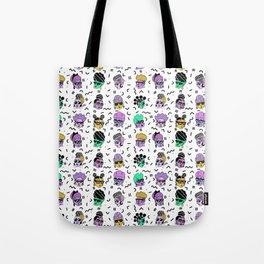Memphis Shades purple Tote Bag