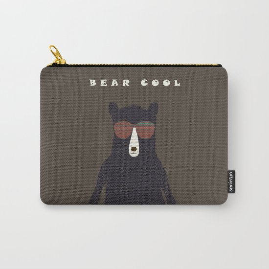 bear cool Carry-All Pouch