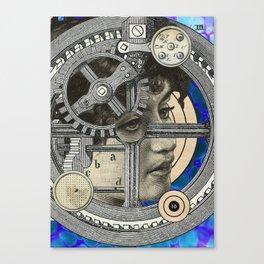 Target X24 - Inner Workings Canvas Print