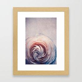 feeling Framed Art Print