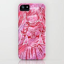 + Mahou Shoujo + iPhone Case