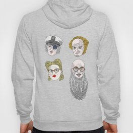 A Series of Unfortunate Events' Count Olaf Hoody