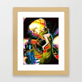 Horror Story Framed Art Print