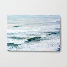The fisherman I Metal Print