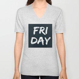 Friday Unisex V-Neck