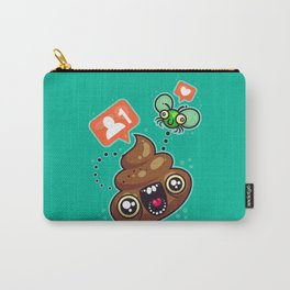 Love And Follows Carry-All Pouch