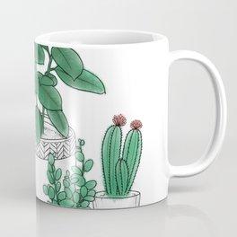 Coffee and Plants Coffee Mug