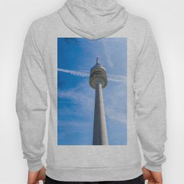 Olmpic tower Munich Hoody