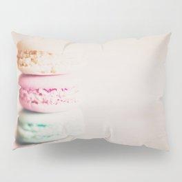 the sweet sweet macaron ... Pillow Sham