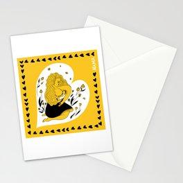 Mama Heart Stationery Cards
