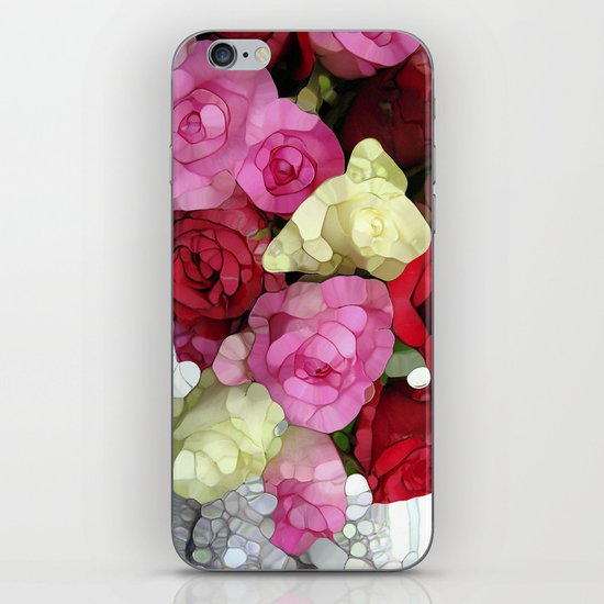 Let Your Love Shine! iPhone & iPod Skin