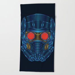 Star-Lord | Guardians of the Galaxy Beach Towel