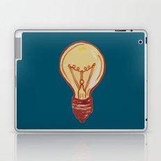 light bulb Laptop & iPad Skin