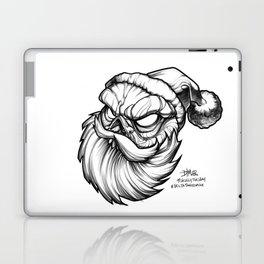 Santa Skully Laptop & iPad Skin