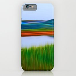 Over the Lake iPhone Case