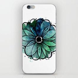 waterflower iPhone Skin