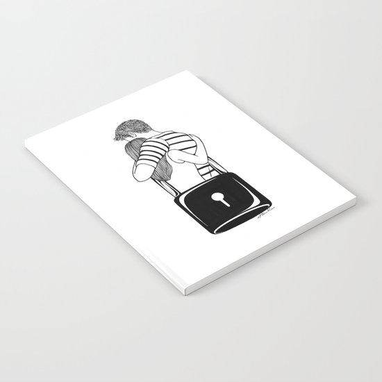 Lock With You Notebook