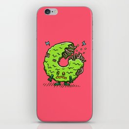 Zombie Donut 02 iPhone Skin