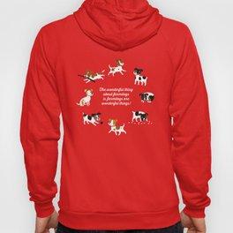 Farmdogs are wonderful things Hoody