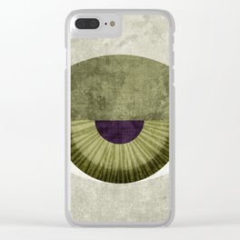 The Seeker Clear iPhone Case