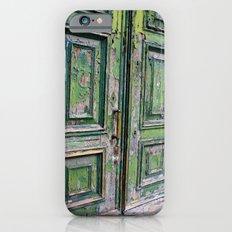 Green Door 3 Slim Case iPhone 6s