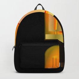 Glowing Amplifier Valve Backpack