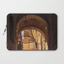 ARCHWAY and Sardinian fish traps Laptop Sleeve