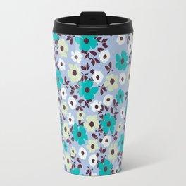 Ditsy Phulkari Florals Travel Mug
