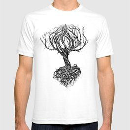 Old tree T-shirt