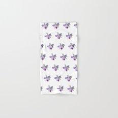 Purple Orchid Hand & Bath Towel