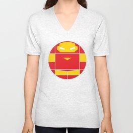Iron Man | Projekt Sirkols Unisex V-Neck