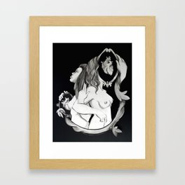 Dual Edged Framed Art Print