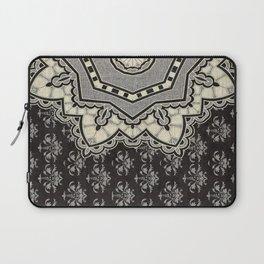 Ornamental Pleasures w/ Trompe L'oeil 3 Laptop Sleeve