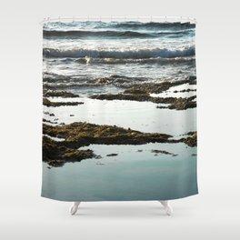 Ebb & Flow Shower Curtain